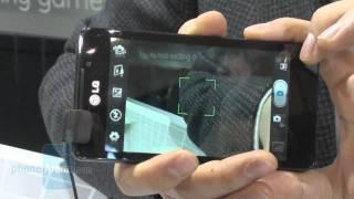 LG Optimus 3D Max Demonstration