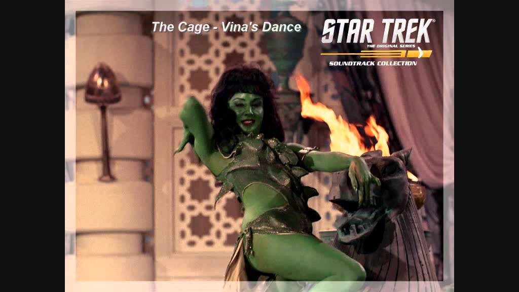 STAR TREK THE ORIGINAL SERIES The Cage Vinas Dance