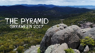 4K - The Pyramid Girraween 2017 - DJI PHANTOM 4 PRO