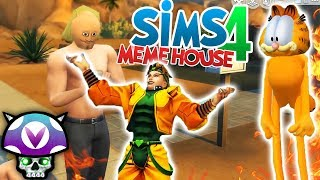 [Vinesauce] Joel - The Sims 4: Meme House (Mini-Cut #1)