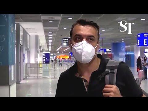 British man fleeing Kabul describes how he got out