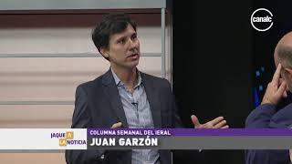 Juan Garzón   Columna semanal IERAL