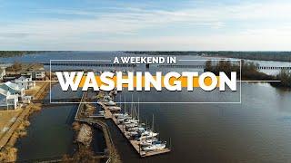 A Weekend in Washington, North Carolina's Charming Waterfront Town | North Carolina Weekend | UNC-TV