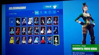 Exchange account Fortnite I don't pass the first