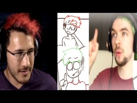 Septiplier | ONE NIGHT STAND | Cartoon And Reality At Once