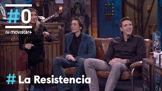 LA RESISTENCIA - Entrevista a Natalia Tena, James Phelps y Oliver Phelps   #LaResistencia 10.04.2019