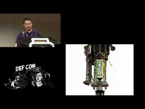 DEF CON 23 - Runa Sandvik, Michael Auger - Hacking a Linux-Powered Rifle