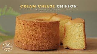 크림치즈 쉬폰케이크 만들기 : Cream Cheese …