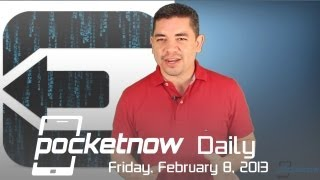 HTC M7 Real Name Rumored, iOS Jailbreak Numbers, Spotify For WP8 & More - Pocketnow Daily