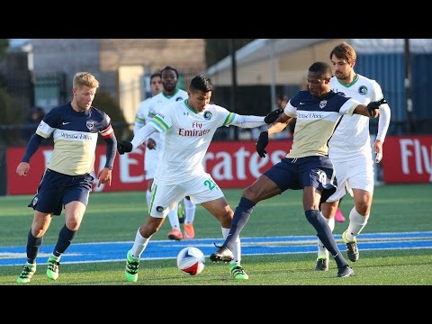 HIGHLIGHTS: Cosmos vs. Jacksonville Armada FC | April 10, 2016
