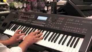 YellowChops - Yamaha MoX6 Review @ Sam Ash