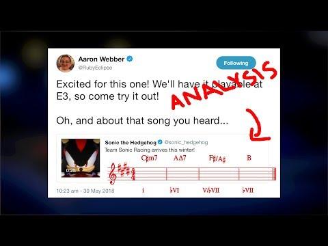 CRUSH 40 RETURNS IN TEAM SONIC RACING? [TRAILER MUSIC ANALYSIS]