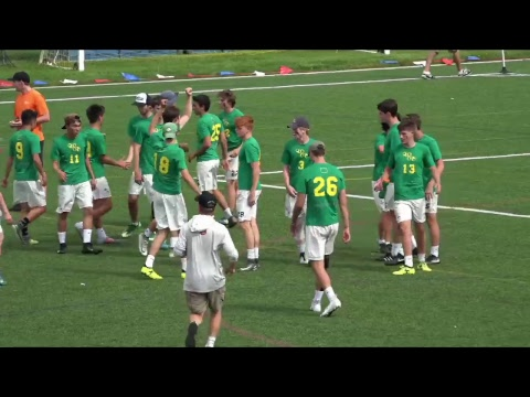 2018 College Championships: University of Georgia vs University of Oregon