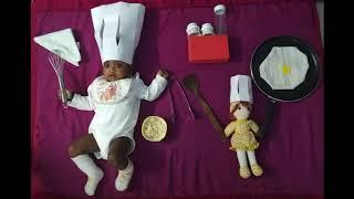 Baby Monthly Photoshoot Ideas
