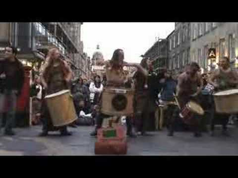 Clanadonia - Ya Bassa Edinburgh Fringe Festival