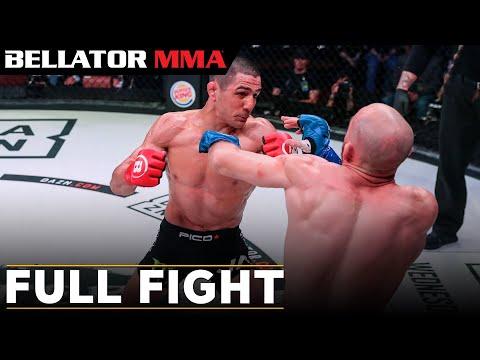Full Fight | Aaron Pico vs. Daniel Carey - Bellator 238