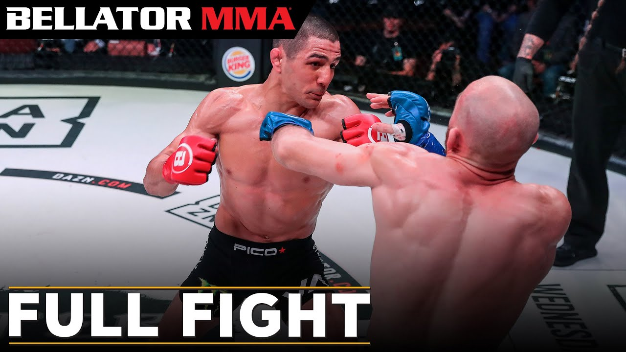 Bellator 238: Аарон Пико – Дэниэл Кэри Full Fight