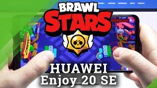 HUAWEI Genießen Sie 20 SE Brawl Stars GamePlay | Teamfight-Taktik-Test auf HUAWEI Enjoy 20 SE