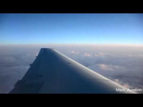 BMI Regional ERJ-145 G-RJXF **FULL FLIGHT** Brussels-Newcastle BM1108
