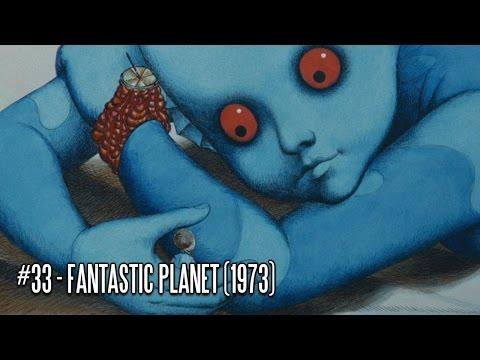 Efc Ii 33 Fantastic Planet La Planete Sauvage 1973 Youtube