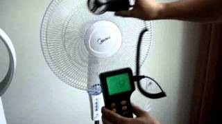bladeless fan Air Volume(Ifan)