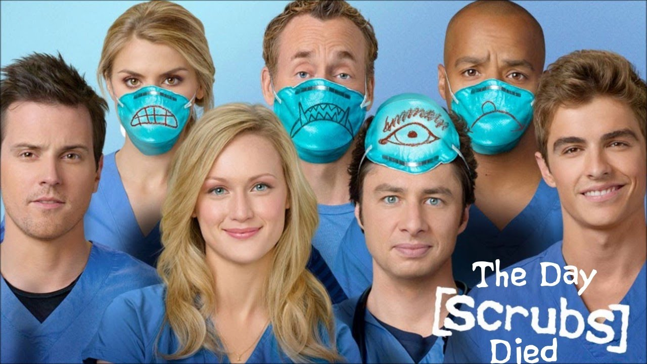 Download THE DAY SCRUBS DIED