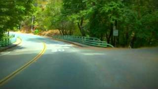 Indoor Cycling Training DVD - Nicasio Loop in Marin County, California
