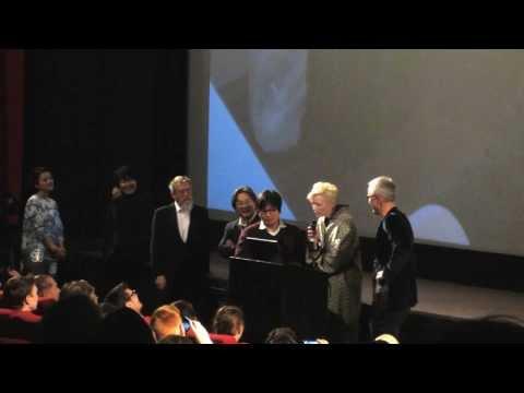 SNOWPIERCER / Song Kang-ho, John Hurt, Tilda Swinton / Q & A / Berlinale, 7 February 2014