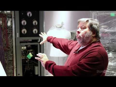 'Woz' - Apple Co-Founder Steve Wozniak on the History of Computing