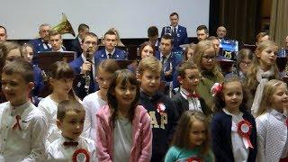 Tuchów -  Święto  Niepodległości  2018 r.