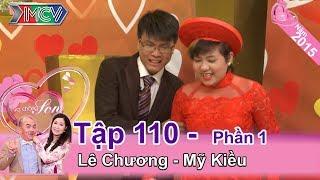 Quốc Thuận té ghế bầm dập vì gặp cô dâu 'bá đạo'   Lê Chương - Mỹ Kiều   VCS #110 😂