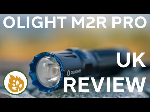 Olight M2R Pro Review – The 'hottest' EDC and search torch of 2020?