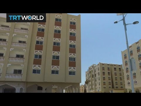 Qatar Investment: $407M spend on reconstructing Gaza