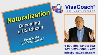 an introduction to steps to become a naturalized citizen Introduction: the mexican visa when you become a naturalized citizen you do indeed have the right to citizenship (naturizalization) a naturalized citizen does.
