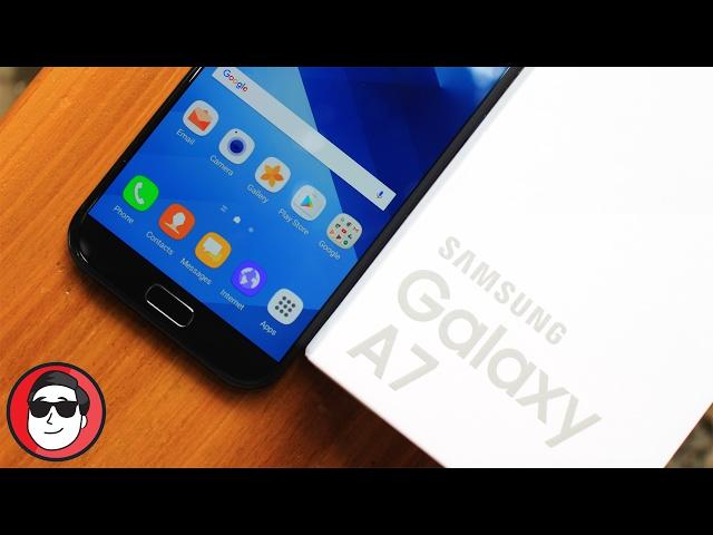 Harga Samsung Galaxy A7 2017 Murah Terbaru Dan Spesifikasi