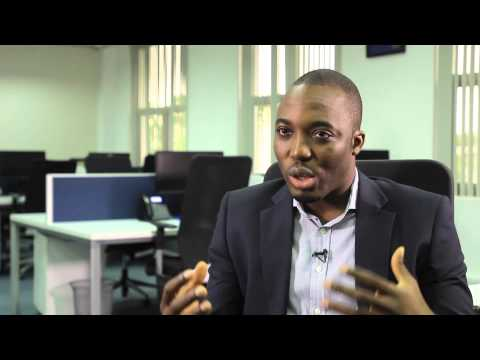 Career in Finance...Tobi Oke, Director for Africa at Intel Capital