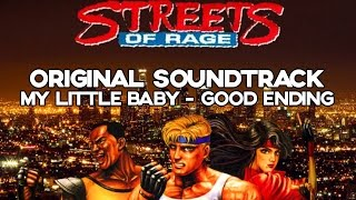 vuclip My little baby - Good Ending - Streets of Rage 1 Original Soundtrack (OST)
