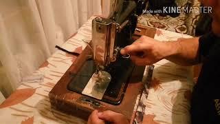 Урок от мастера, как заправлять нитку в швейную машинку