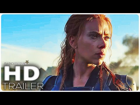 Mix Morning Show! - BLACK WIDOW Official Trailer (2020) Scarlett Johansson