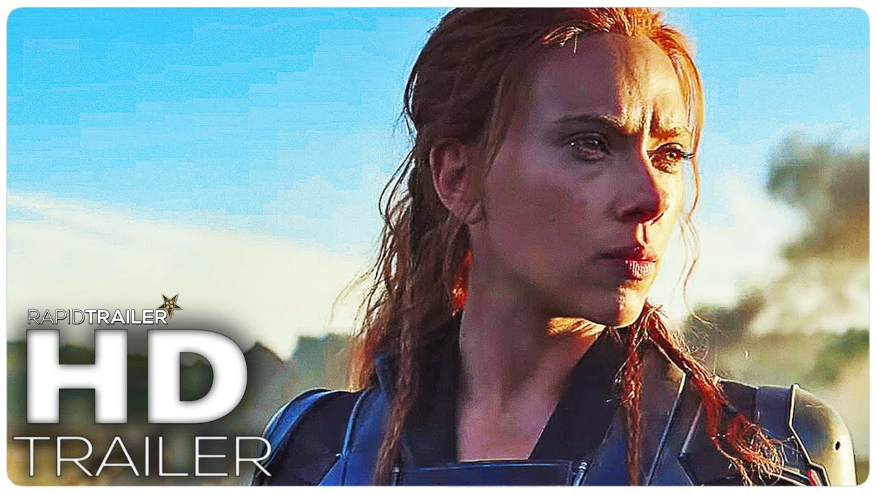 Black Widow Official Trailer 2020 Scarlett Johansson Marvel Superhero Movie Hd