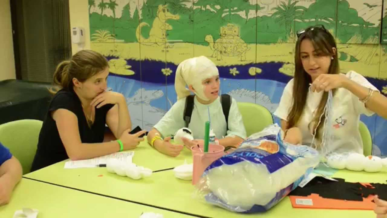 Dream Team brightens the lives of kids at UF Health Shands ...