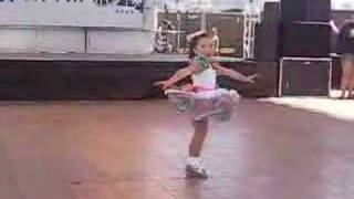 Ava's Tap dance Ain't I Sweet
