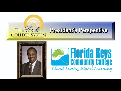 A President's Perspective: President Jonathan Gueverra, Florida Keys Community College