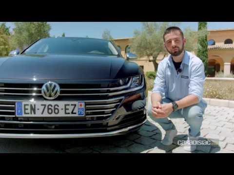 """Essai - Volkswagen Arteon : """"das"""" coupé"""