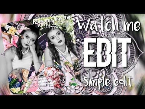 Watch Me Edit #3 // IG:Natstutorials