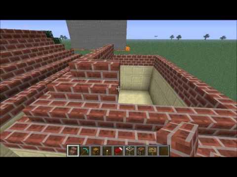 Minecraft come costruire una casa semplice youtube for Modo semplice per costruire una casa