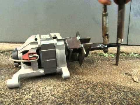 Стиральная машина автомат ремонт замена подшипника 140