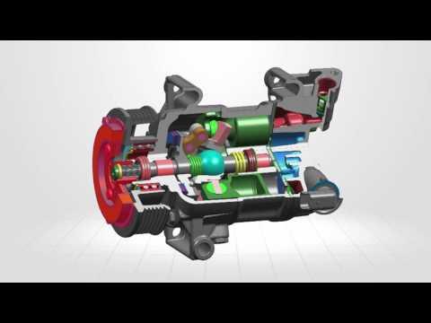 Air Conditioning Compressor Clutch Diagnosis
