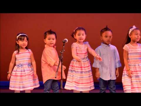 Montessori School of Chino Hills Ceremony - June 16, 2017 - Part 1 of 2