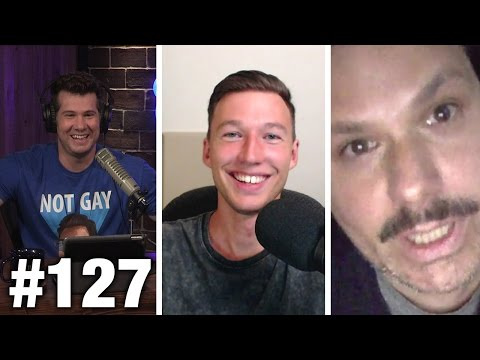 "#127 EPIC ""RAPE CULTURE"" DEBATE! Pogo and Michael Ian Black 